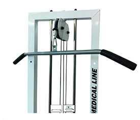 Оборудование для кинезитерапии РТ-01 Ручка для тяги широкая 112см