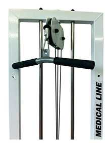 Оборудование для кинезитерапии Ручка для тяги прямая 46,5 см РТ-03