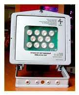 Прожектор светодиодный RGB 25 ВА - ПСДТУ (Гродно)