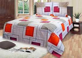 Ткань постельная Бязь Классик (01) 2,2м - Блакит(Барановичи)