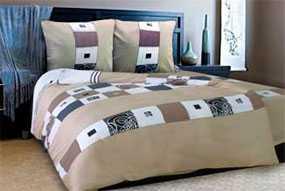 Ткань постельная Бязь Элит (01) 2,2м - Блакит(Барановичи)