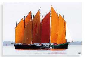 Декор (фотография) на закаленном стекле Colours of the Sea, 40*60 см, INNOVA (Китай)