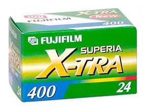 Фотопленка Fuji Superia 400, 24 кадра, Fuji (Нидерланды)
