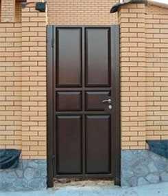 Металлическая распашная калитка (1,0х1,3 м) - ПУХОВИЧИМЕТАЛЛСТРОЙ (Беларусь)