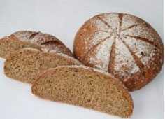 Хлебопекарная смесь Шведская Гречишная (мешок 15 кг)
