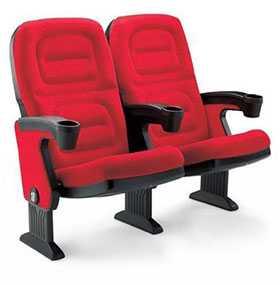 Кресло для кинотеатров Euroseating ROMA, Euroseating (Испания)