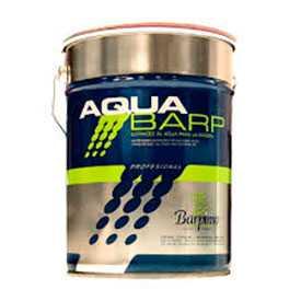 Лак грунтовочный белый водный Aquabarp Fondo Exterior Blanco 25 л. - Barpimo, S.A.