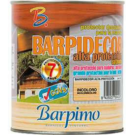 Пропитка импрегнирующая Barpidecor Alto Proteccion 0,75 л. - Barpimo, S.A.