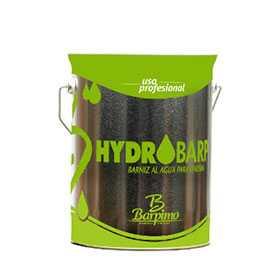 Лак финишный прозрачный полиуретановый водный Hydrobarp Parquet 5 л. - Barpimo, S.A.