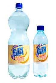 Напиток безалкогольный Вiта cо вкусом Медовой дыни 0,5 л - ВЗБН (Беларусь)