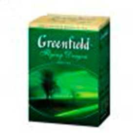 Чай зеленый крупнолистовой GREENFIELD 'Flying Dragon' 100г - GREENFIELD (Россия)