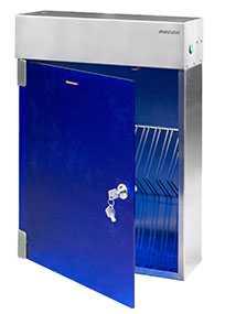 Шкаф для стерильного хранения инструментов УФ-15 - ФИСОН