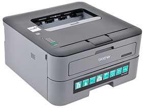 Принтер лазерный Brother HL-L2300DR - BROTHER (Япония)