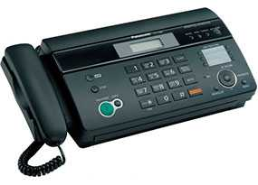 Факс Panasonic KX-FT982RU-B - PANASONIC (Япония)