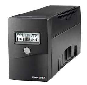 Источник бесперебойного питания Powerex VI 650 LСD Touch Line Interactive - POWEREX (Тайвань)