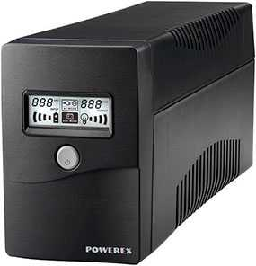 Источник бесперебойного питания Powerex VI 850 LCD Touch Line Interactive - POWEREX (Тайвань)