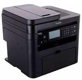 Многофункциональное устройство (лазерное) Canon i-SENSYS MF237W - CANON (Япония)