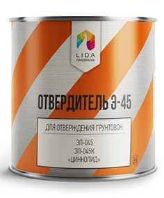 Отвердитель Э-45, 2л - ЛАКОКРАСКА (Беларусь)