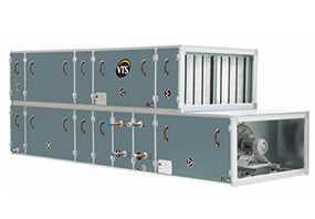 Приточно-вытяжная установка с рекуперацией VENTUS VS 21-650 напольная