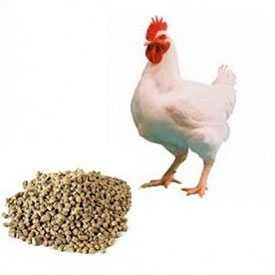 Комбикорм КДП куриный в мешках
