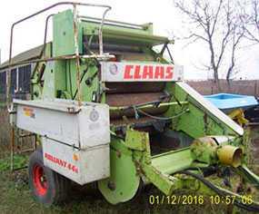 Пресс-подборщик б/у Claas Rollant 44