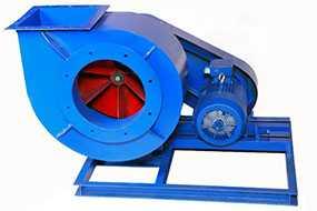 Вентиляторы ВР 9-55 №10 радиальный, типоразмер АИР 160 М4