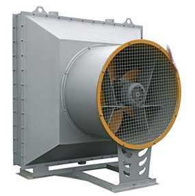 Агрегат воздушно отопительный СТД-300 - концерн Медведь