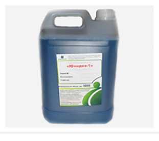 Средство дезинфицирующее «Юнидез-1» (полимерная канистра), 5 л - БЕЛАГРОГЕН НПЦ