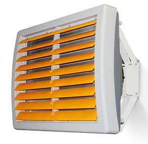 Тепловентилятор КЭВ-60М5W1 с водяным источником тепла