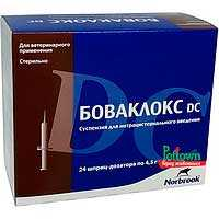 Препарат ветеринарный Боваклокс DC, уп.4,5х24шпр. - Norbrook