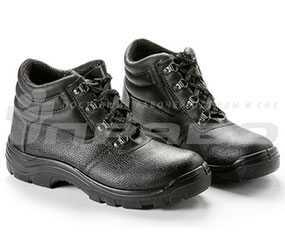 Ботинки рабочие кожаные Олимп-13 ПУ подошва - ПРАБО