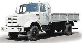 Автомобиль грузовой ЗИЛ-433110, бортовой - ЗИЛ (Россия)