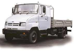 Автомобиль грузовой ЗИЛ-5301КЕ, бортовой - ЗИЛ (Россия)