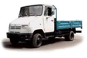 Автомобиль грузовой ЗИЛ-5301ВЕ, бортовой - ЗИЛ (Россия)