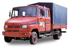 Автомобиль грузовой ЗИЛ-5301ME, бортовой - ЗИЛ (Россия)
