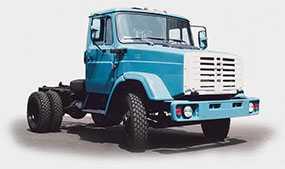 Автомобиль грузовой ЗИЛ-433112, шасси - ЗИЛ (Россия)