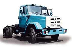 Автомобиль грузовой ЗИЛ-433362, шасси - ЗИЛ (Россия)