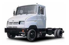 Автомобиль грузовой ЗИЛ-5301В2, шасси - ЗИЛ (Россия)