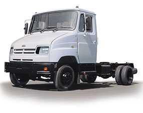 Автомобиль грузовой ЗИЛ-5301Е2, шасси - ЗИЛ (Россия)
