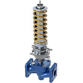 Регулятор давления прямого действия (регулятор подпора) РП-В-25.4,0.3 - Завод ЭТОН