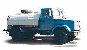 Автомобиль КО-502Б2/КО-502Б2Д каналопромывочный - ЗИЛ (Россия)