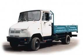 Автомобиль грузовой ЗИЛ-5301ЕЕ, бортовой - ЗИЛ (Россия)