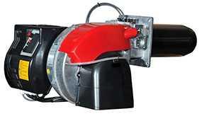 Горелка газовая MAX GAS 500 PR TW плавно-двухступенчатая механическая - Ecoflam (Италия)