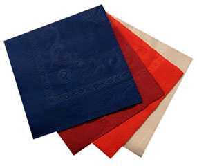 Салфетки бумажные Cinta 330 Intensive красные- ПОЛОЦКАЯ БУМАЖНАЯ КОМПАНИЯ
