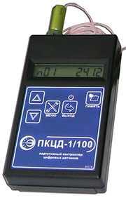 Контроллер цифровых датчиков ПКЦД-1/100 портативный - Эталон НП ОАО (Россия)