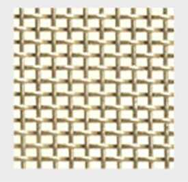 Сетка тканая металлическая одинарная из бронзы марки БрОФ номер 32, ТМ Rosset (Россет) - Краснокамский завод металлических сеток (Россия)