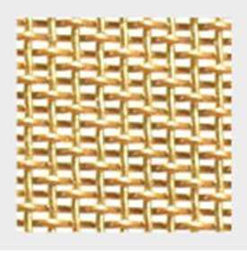 Сетка тканая синтетическая одинарная номер 2, ТМ Rosset (Россет) - Краснокамский завод металлических сеток (Россия)