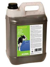 Препарат ветеринарный KerbaTest, 5 л - KERBL