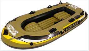 Лодка Фишман JL007208N надувная ПВХ - Fishman