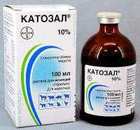 Препарат ветеринарный Катозал, 100 мл - Bayer